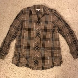 J. Jill Button-Up Size XS